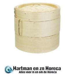 K302 - Vogue bamboe stomer 15 cm