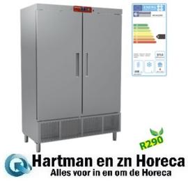 HE1412/R2 - Vrieskast, geventileerd, 2 deuren (1100 liter) DIAMOND
