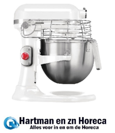 CB575 - KitchenAid professionwitele mixer 6,9ltr Vermogen: 325W/230V. Kleur: .
