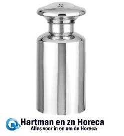 180001 - Zoutstrooier RVS 10 cm