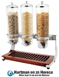 861152 - Cornflakes dispenser 4 liter