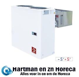 AP122-PED/A  - INSTEEK UINT KOELCEL Temperatuur: -5° +5° - 16.44 M3 TOT 17.27