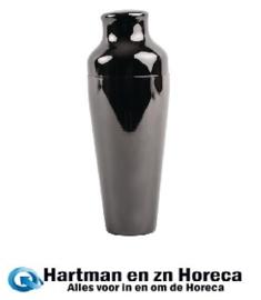 DR628 -Olympia Franse cocktailshaker zwart