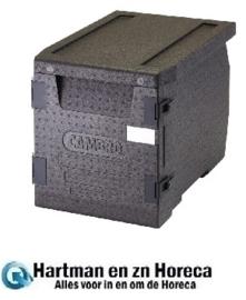 DW564 -Cambro Cam GoBox geïsoleerde voedselcontainer 60ltr