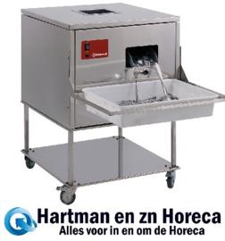 MCX/7-PH - Poleerrmachine voor bestek, 7000-8000 st./u DIAMOND