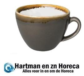 HC390 - Olympia Kiln cappuccinokopjes grijs 23cl