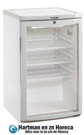 45110120 - Koelkast glazendeur KU120G NordCap