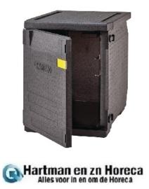 DW585 -Cambro Cam GoBox geïsoleerde voedselcontainer 126ltr zonder rails