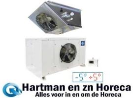 HP50-NP  - Koelmotor 9,72 m³ buiten opstelling Temperatuur : -5° +5° DIAMOND