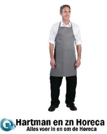 B192 - Colour by Chef Works halterschort grijs