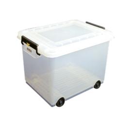 J245 - Araven mobiele voedselcontainer met deksel 50ltr