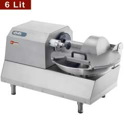 CUT-H6 -  Horizontale cutter 6 liters. (4.5 Kg) DIAMOND