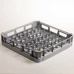 DPP-18 -  Korf voor 18 borden Ø 240 mm - polypropyleen