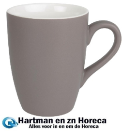 CS041 -Olympia Pastel mok grijs 34 cl