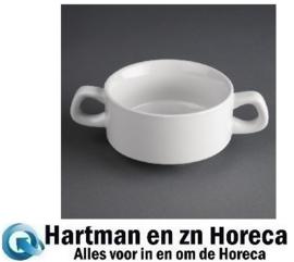 CF369 - Athena Hotelware stapelbare soepkop 29cl