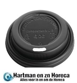 DY982 -Fiesta Green deksels voor espressobekers 11,3cl