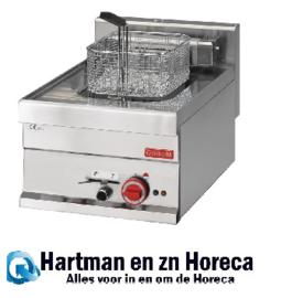 GL921 - Gastro M elektrische friteuse 10ltr 60/40 FRE