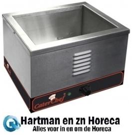 688027 - Bain Marie - 1/2 GN - Hoog model - Caterchef