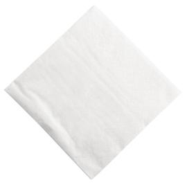 CK881 - Papieren servetten wit 25 cm