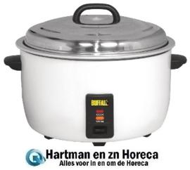 CB944 - Buffalo rijstkoker 10 Liter