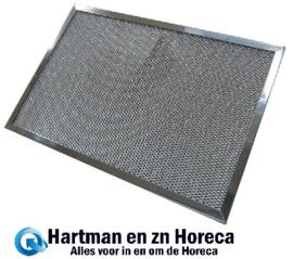 GFX-711 - Vetfilter voor oven DGV-711 DIAMOND