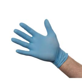 Y478-L - Poeder-vrij nitril handschoenen Maat L