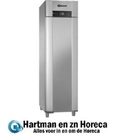 960620011 - Gram SUPERIOR EURO koelkast - euronorm - SUPERIOR EURO K 62 CCG L2 4S - enkeldeurs - RVS