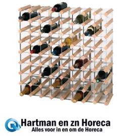 F285 - Wijnrek 72 flessen