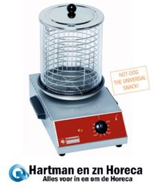 STAR-HD/RX  - Elektrische worsten verwarmer DIAMOND