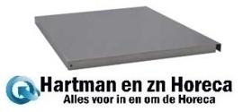 N65/40RV - RVS Tussenblad mm mm (BxDxH) : 335x535xh30 - Diamond ALPHA 650