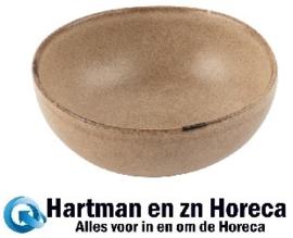 FC730 -Olympia Build A Bowl diepe kom aardebruin 11x5cm