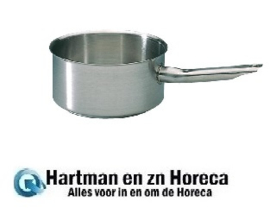 K752 - Bourgeat Excellence RVS steelpan 1L
