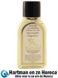 CB559 - Taylor of London natuurlijke shampoo en conditioner