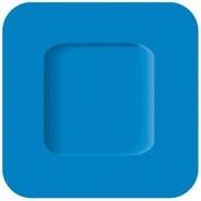 CB443 - Blauwe patch pleisters 7,5 x 5cm
