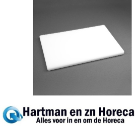 HC882 -Hygiplas LDPE extra dikke snijplank wit
