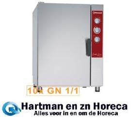 FRU-1511/P - Elektrische regeneratieoven, opwarmen en behouden van temperatuur 15x GN 1/1 + bevochtiger DIAMOND