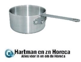 K885 - Vogue aluminium steelpan 14 cm