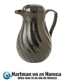 K799  -  Kunststof Isoleerkan Zwart 1ltr