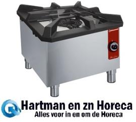 BBRV-N - Hokker Lage brander 1 laag vuur mm (BxDxH) : 580x580xh520 DIAMOND