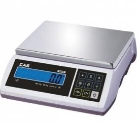 859735 - Elektronische weegschaal 30 kg - 1 gr