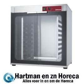 AMHF/346-P-EXPO - Rijstkast voor oven 2 deuren 8 niveau's DIAMOND