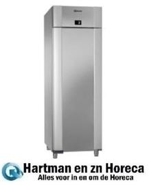 960600211 - Gram ECO EURO vrieskast - euronorm - ECO EURO F 60 CCG L2 4N - enkeldeurs - RVS