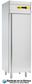46710209001-0-J-P - Koelkast horeca RVS met circulatiekoeling NORDCAP KU 410 RVS