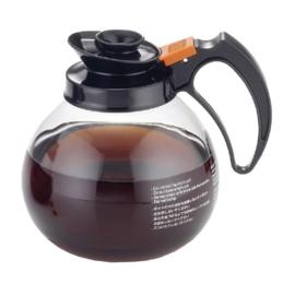 D821 - Glazen koffiekan. Inhoud 1,8 liter