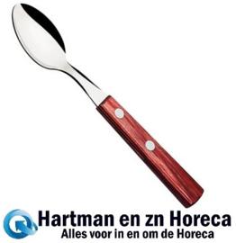 727004 - Tramontina bistro koffielepel bruin polyw 150 mm