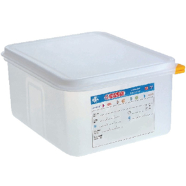 T988 - Araven GN1/2 voedselbak met deksel 10 Liter