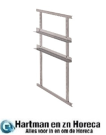 CW809 -Cambro kit rails voor voorlader