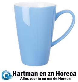 HC405 -Olympia Café lattebekers blauw 45cl
