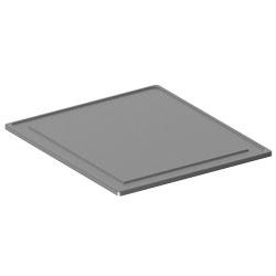 A9/PL1B-X Vlakke plaat roestvrij staal 1 brander Diamond