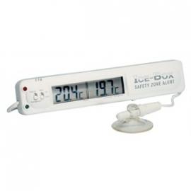 F314 - Hygiplas koeling en vriezer thermometer met alarm Bereik: -58°C tot +158°C.